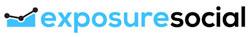 Exposure Social | Digital Marketing Agency Mobile Logo