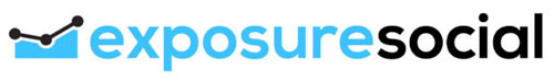 Exposure Social | Digital Marketing Agency Mobile Retina Logo
